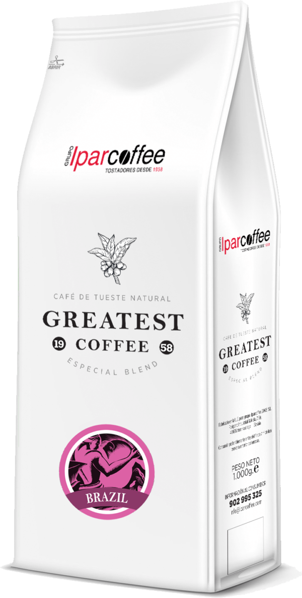 Paquete de Greatest Coffee Brasil