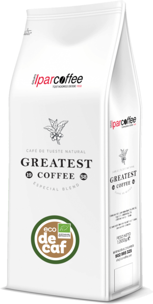 Paquete de Greatest Coffee Descafeinado Eco