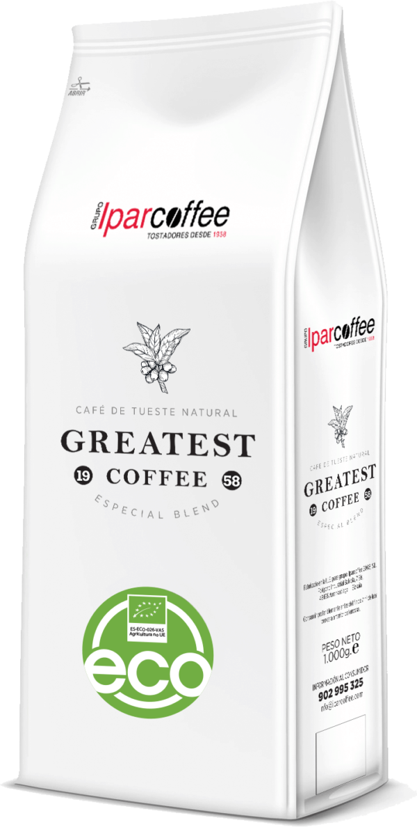 Paquete de Greatest Coffee Ecológico