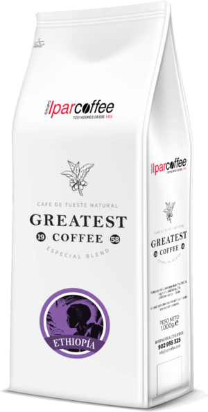 Paquete de Greatest Coffee Etiopía