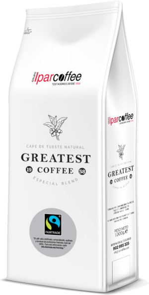 Paquete de Greatest Coffee Fairtrade